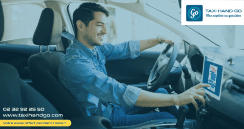 Taxi Hand Go, le logiciel de télétransmission pour Taxis